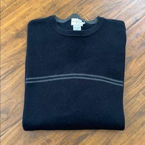Calvin Klein Crewneck Cotton Sweater Size Medium